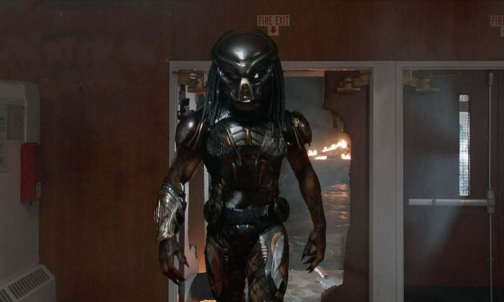 The Beast Causes Chaos in Latest 'The Predator' Imagery