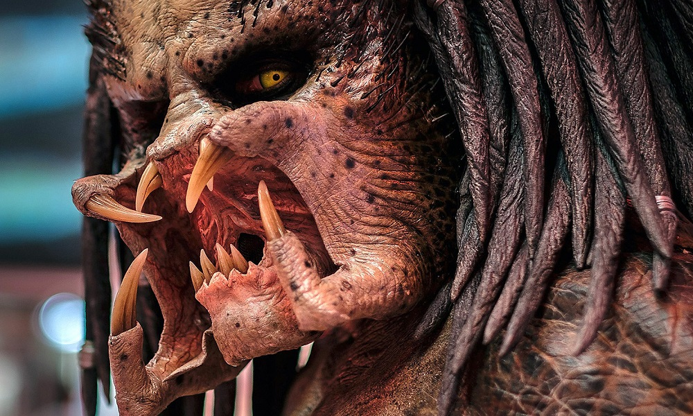Awesome New Shot from 'The Predator' Reveals Classic Alien Beast