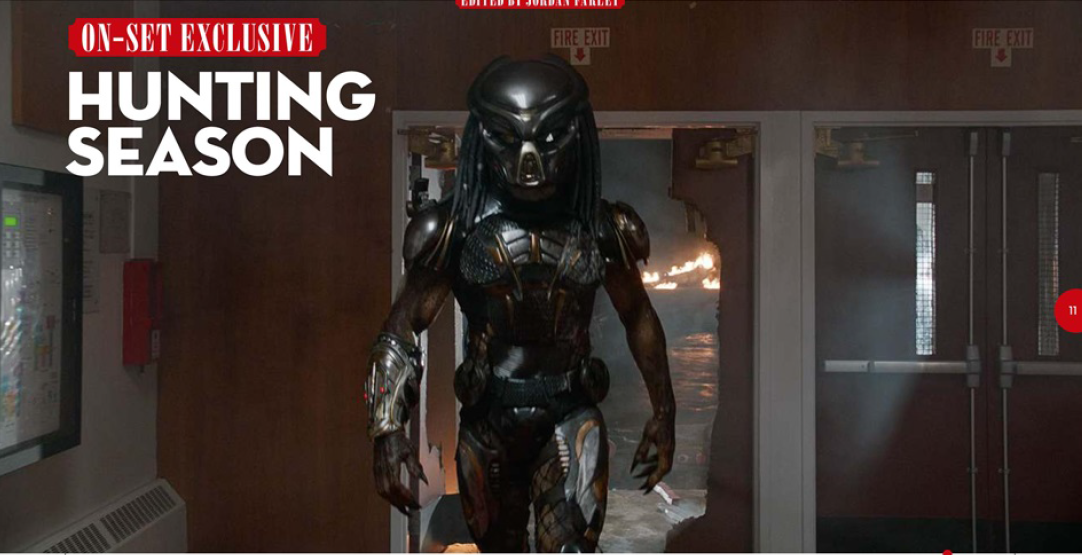 The Predator Still 2