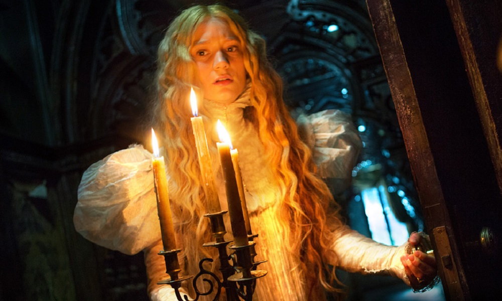 'Crimson Peak' Limited Edition (UK) Blu-Ray Coming from Arrow Video
