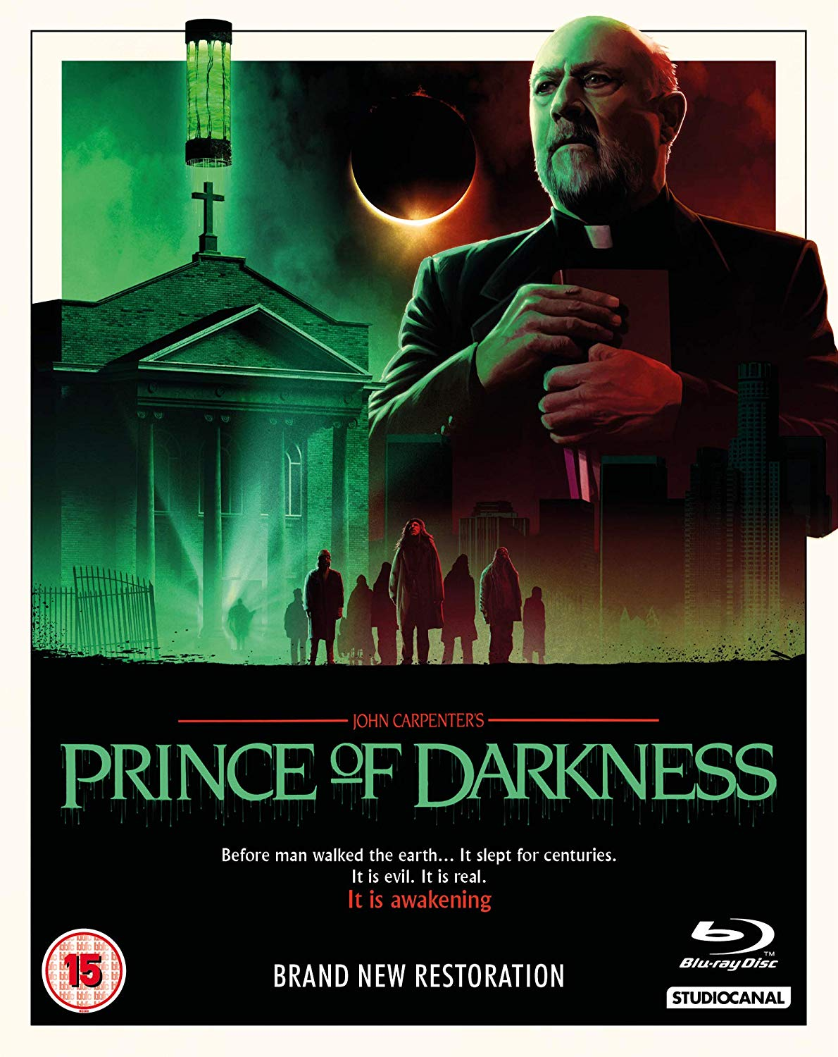 Donald Pleasence Prince Of Darkness UK Blu-Ray