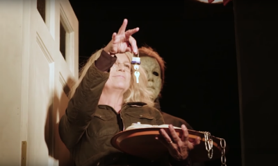 (Video) Jamie Lee Curtis Speaks With EW on Making New 'Halloween' 40 Years Later