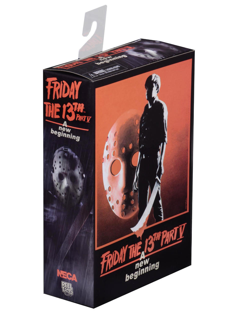 Friday the 13th Part V A New Beginning NECA Jason Figure 1