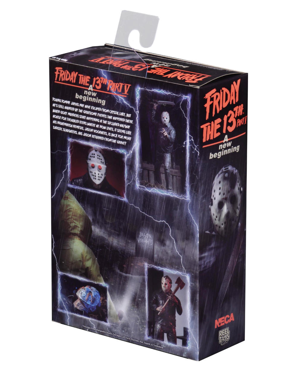 Friday the 13th Part V A New Beginning NECA Jason Figure 2