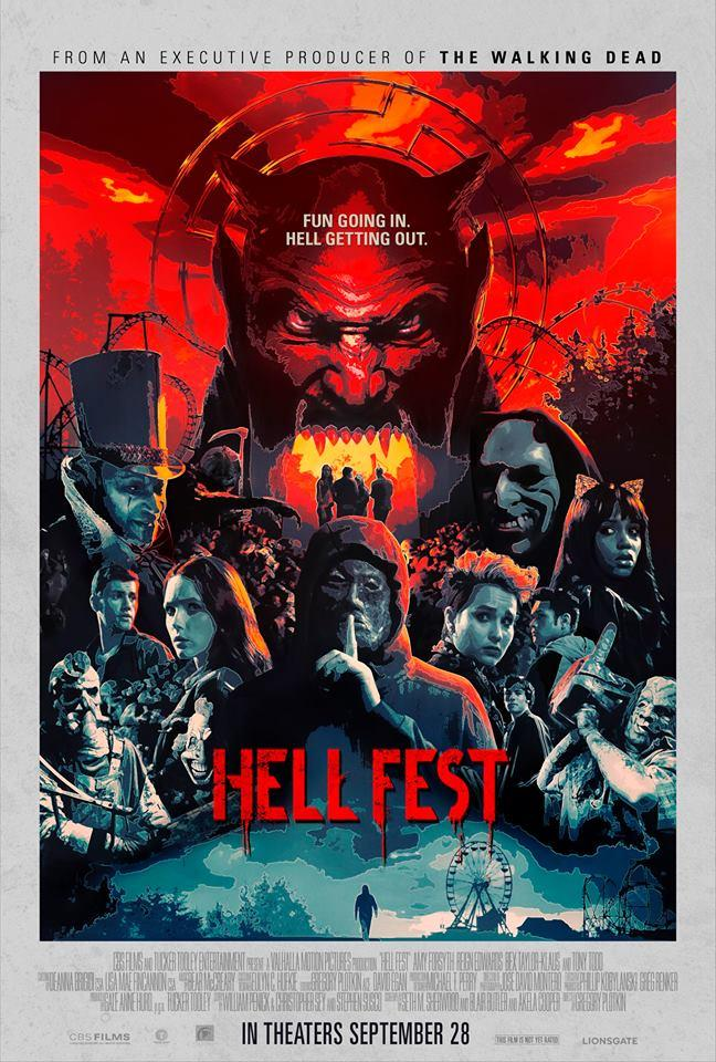 Hell Fest Poster 2