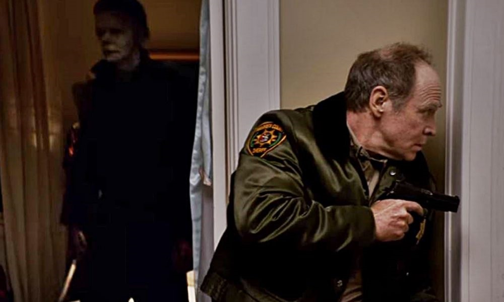 An Exclusive Inside Look at David Gordon Green's 'Halloween' With John Carpenter