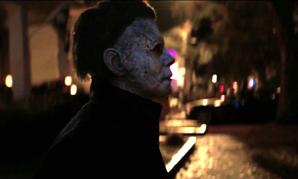 International 'Halloween' Trailer Features Alternate Scenes With Michael Myers and Laurie Strode