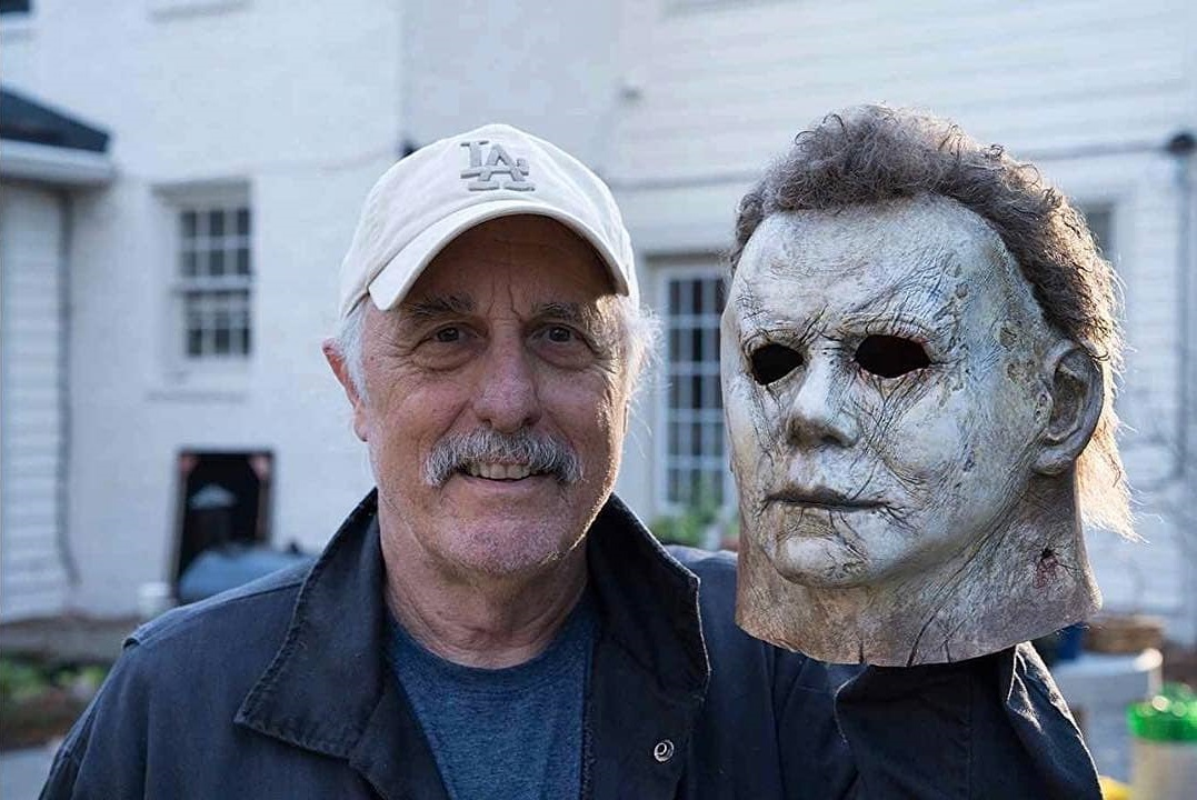 Nick Castle On Set Halloween 2018 Full