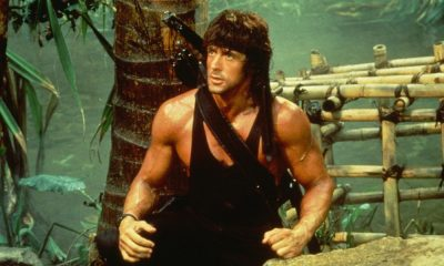 Studiocanal Brings 'Rambo: First Blood' to 4K Ultra HD (UK) Blu-Ray
