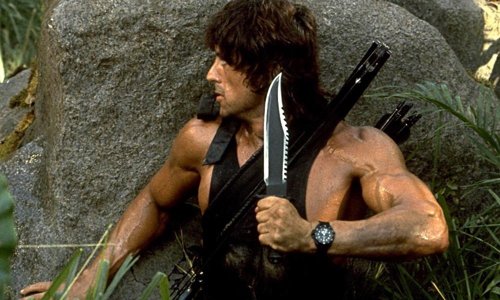 Studiocanal Brings 'Rambo: First Blood Part II' to 4K Ultra HD (UK) Blu-Ray