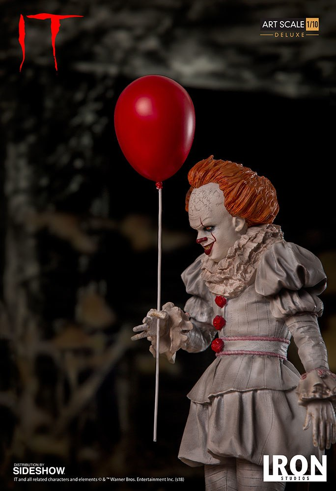 Sideshow Collectibles Pennywise Deluxe Statue 6