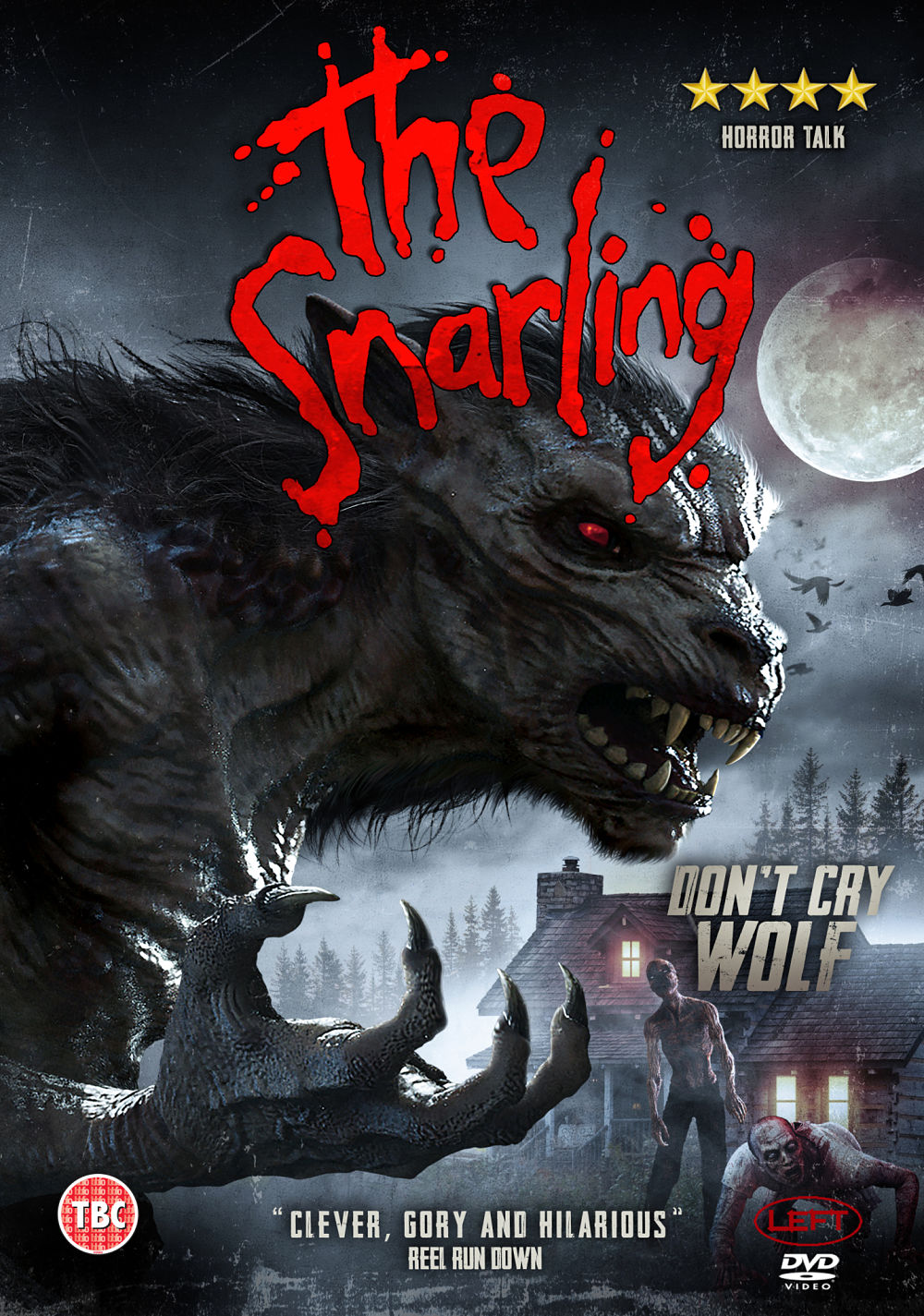 The Snarling UK DVD