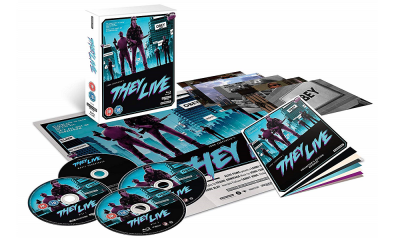 John Carpenter's 'They Live' Getting Epic 4K Ultra HD Collector's Edition (UK) Blu-Ray