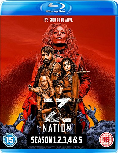 Z Nation UK Blu-Ray Box Set