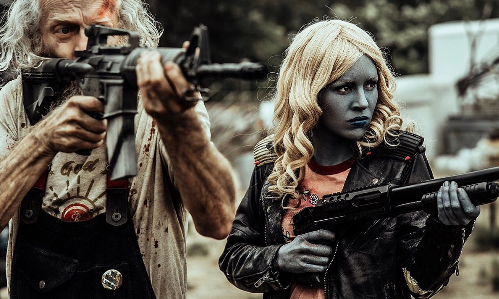 "Spirit Entertainment Releasing ""Z Nation"" Seasons 1 to 5 (UK) Blu-Ray 20-Disc Set"