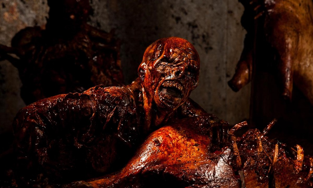 Official 'Death House' Trailer, Bloody Imagery, and Poster Unleash Hell