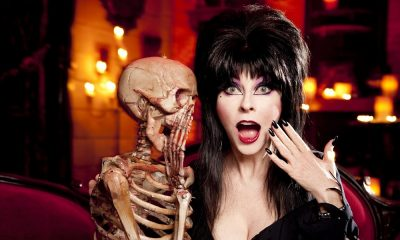 "Elvira to Host ""Storage Wars: Scariest Lockers"" on Halloween"