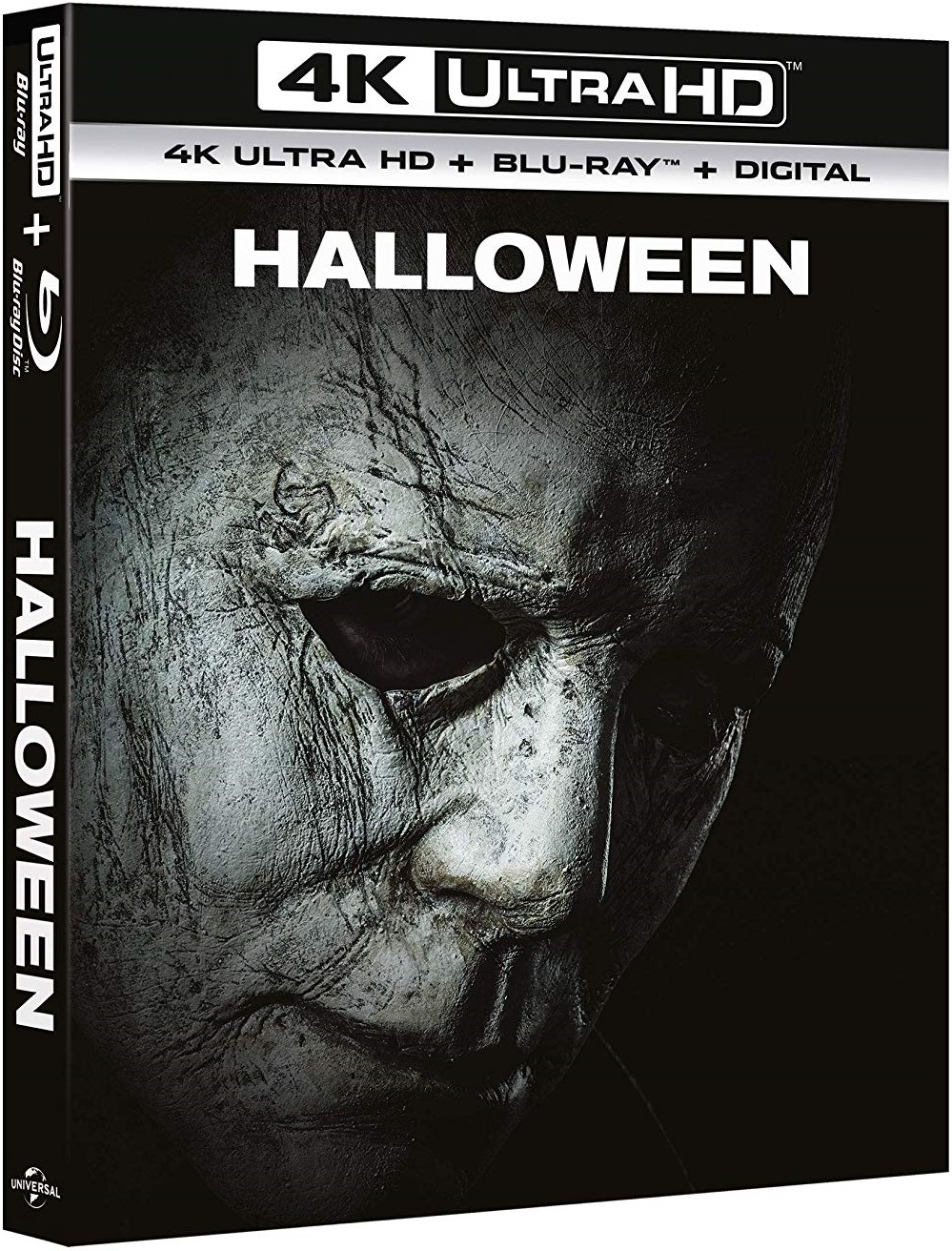 Halloween 2018 UK 4K Blu-Ray
