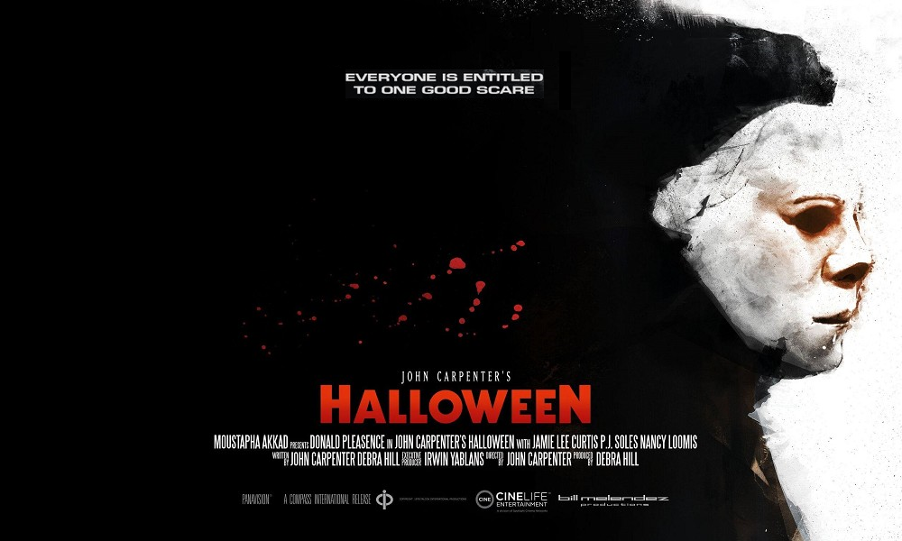 Watch John Carpenter's Halloween (1978) 40th Anniversary in UK Cinemas This October