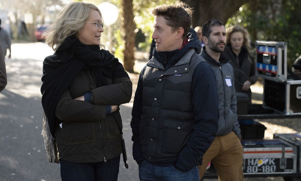 Jamie Lee Curtis Open for Another 'Halloween' as Long as David Gordon Green Directs