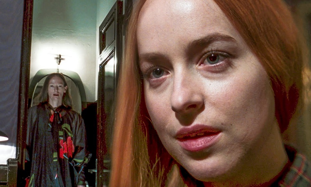 Two new 'Suspiria' Posters Reveal the Darker Side of the Dance Academy