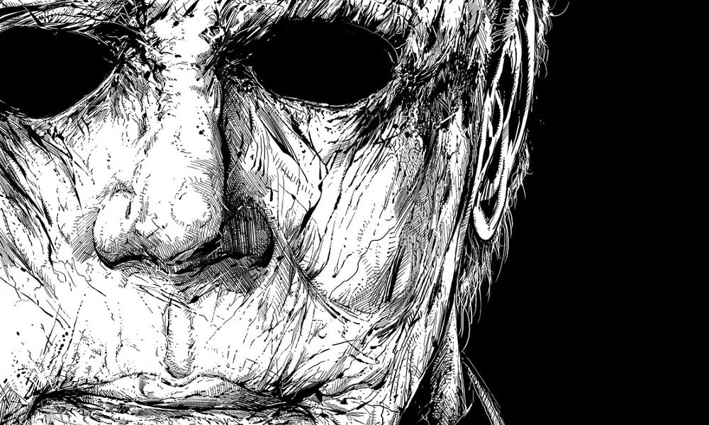 Todd McFarlane's NYCC Exclusive Poster for Blumhouse's 'Halloween' is Magnificent