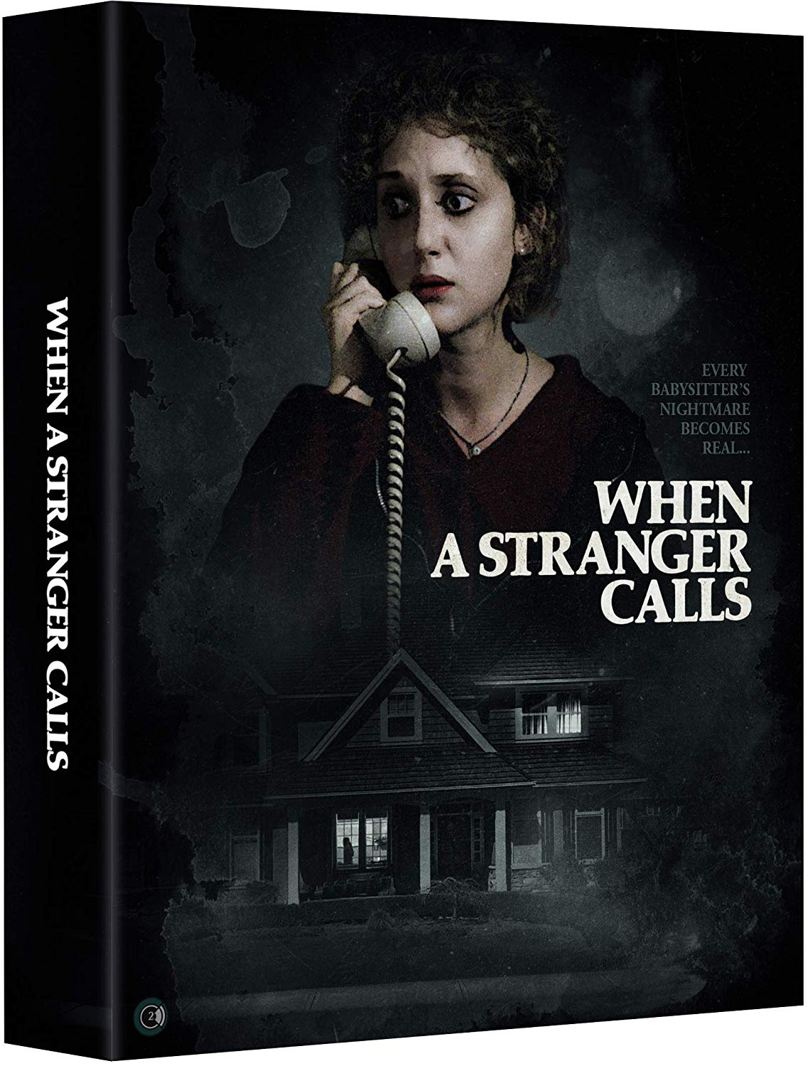 When A Stranger Calls UK Blu-Ray