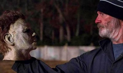 Epic Behind-the-Scenes Photos from 'Halloween' Show off More Gruesome Effects