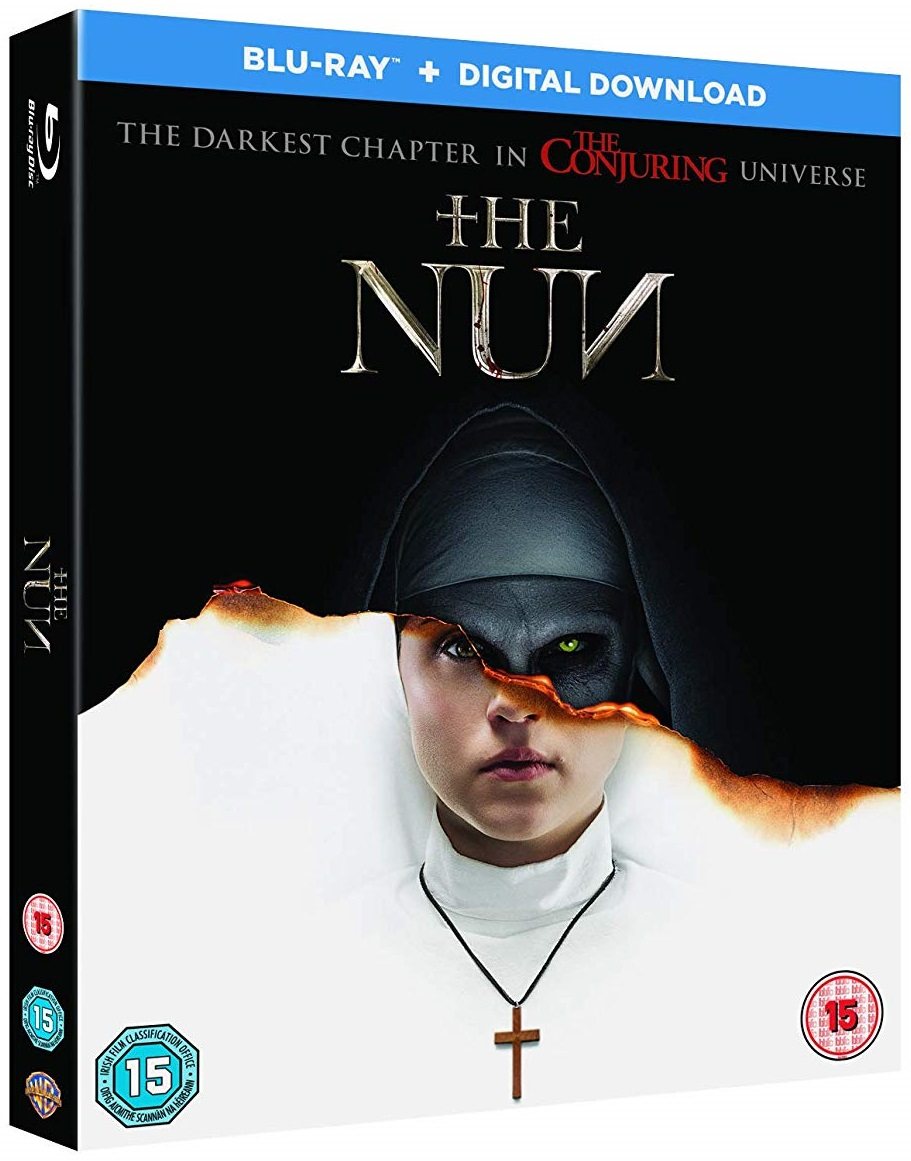 The Nun UK Blu-Ray