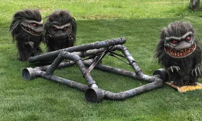 "The Krites Are Back in first Behind-the-Scenes Photos from ""Critters: A New Binge"" TV Series!"