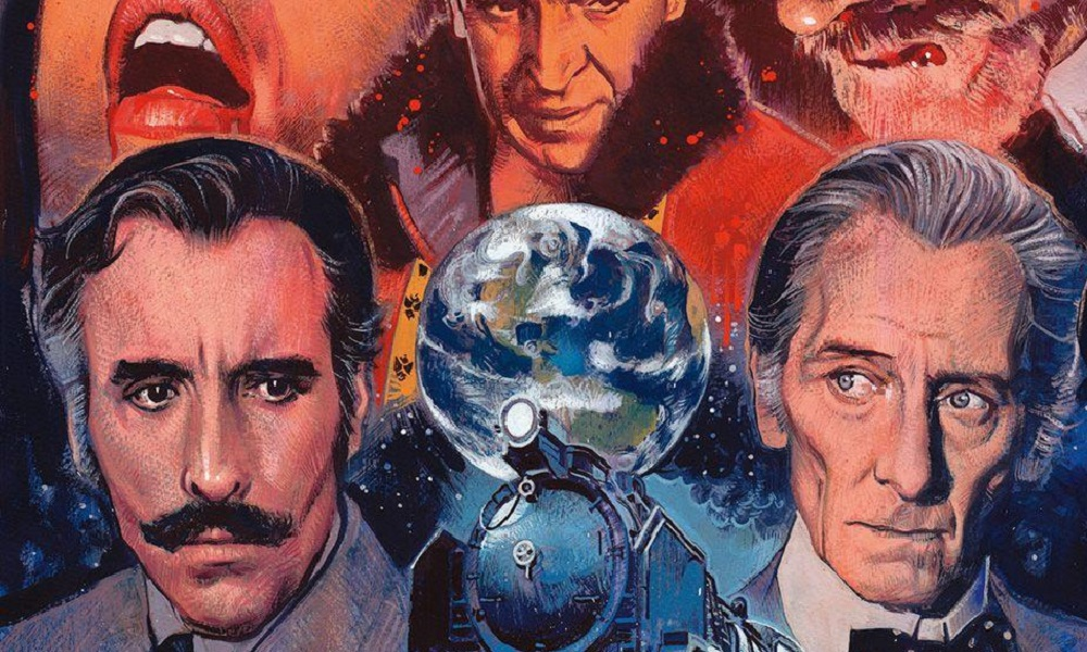 Arrow Video Announces 2k Blu-Ray Edition of 'Horror Express', Starring Peter Cushing and Christopher Lee