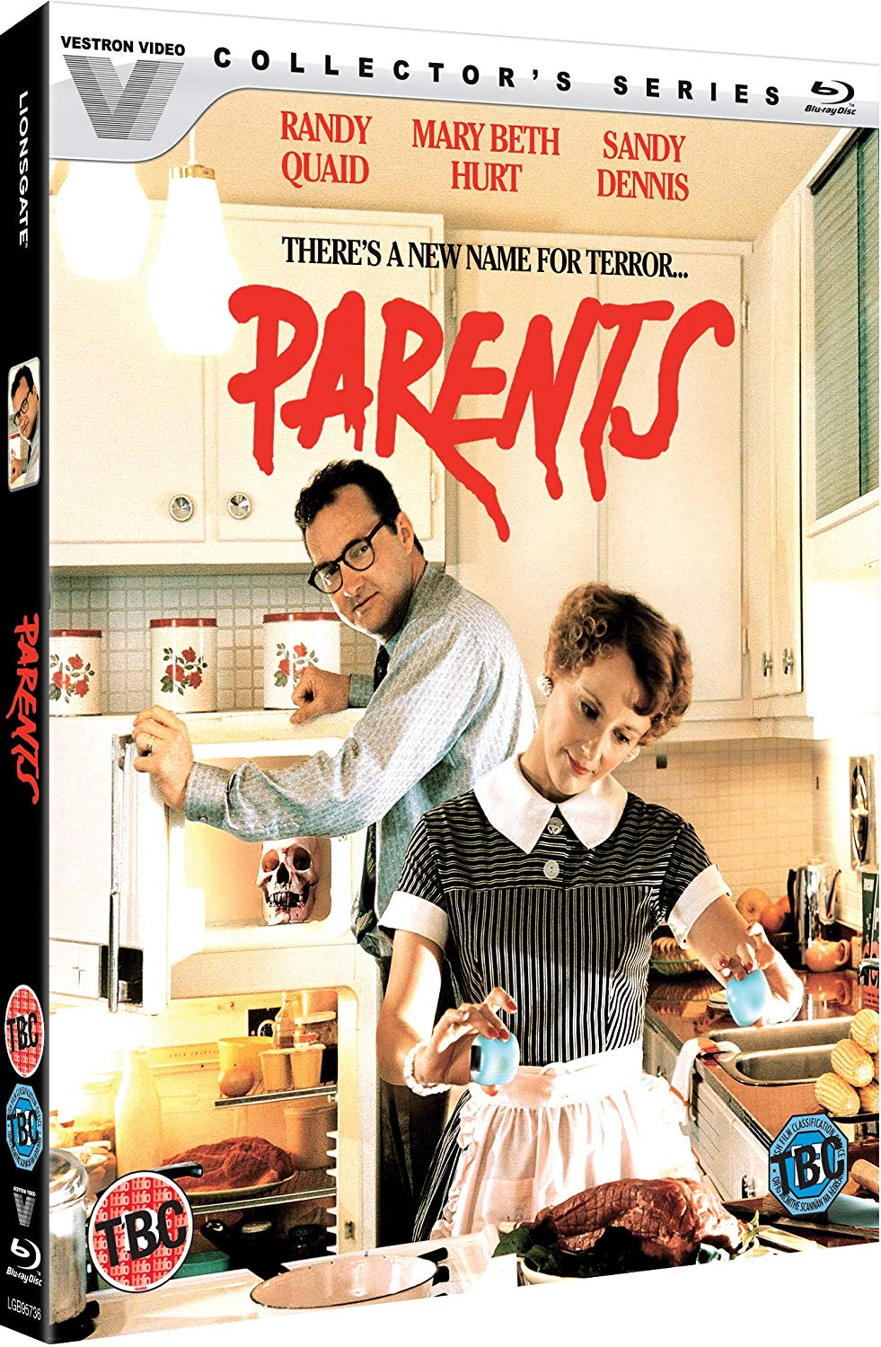 Parents UK Blu-Ray