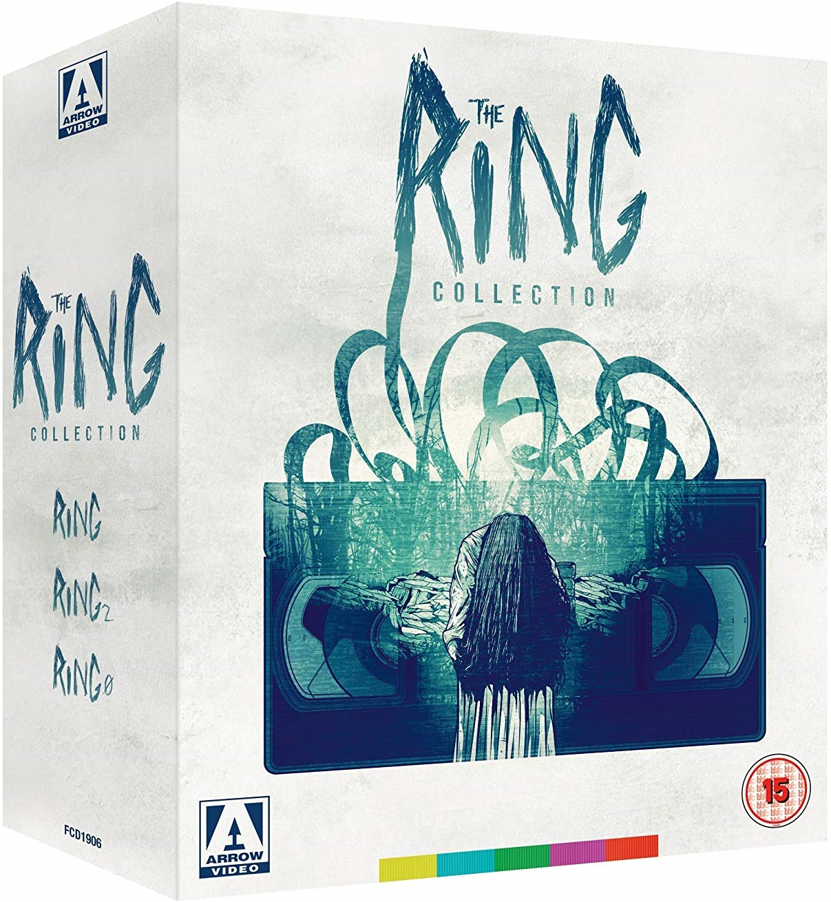 Ring Collection UK Blu-Ray