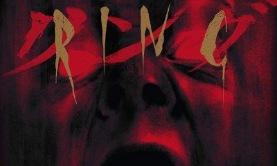 Arrow Video Releasing 'Ring' Limited Edition Steelbook (UK) Blu-Ray
