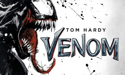 Sony Pictures Releasing 'Venom' on 4K Ultra HD (UK) Blu-Ray in February