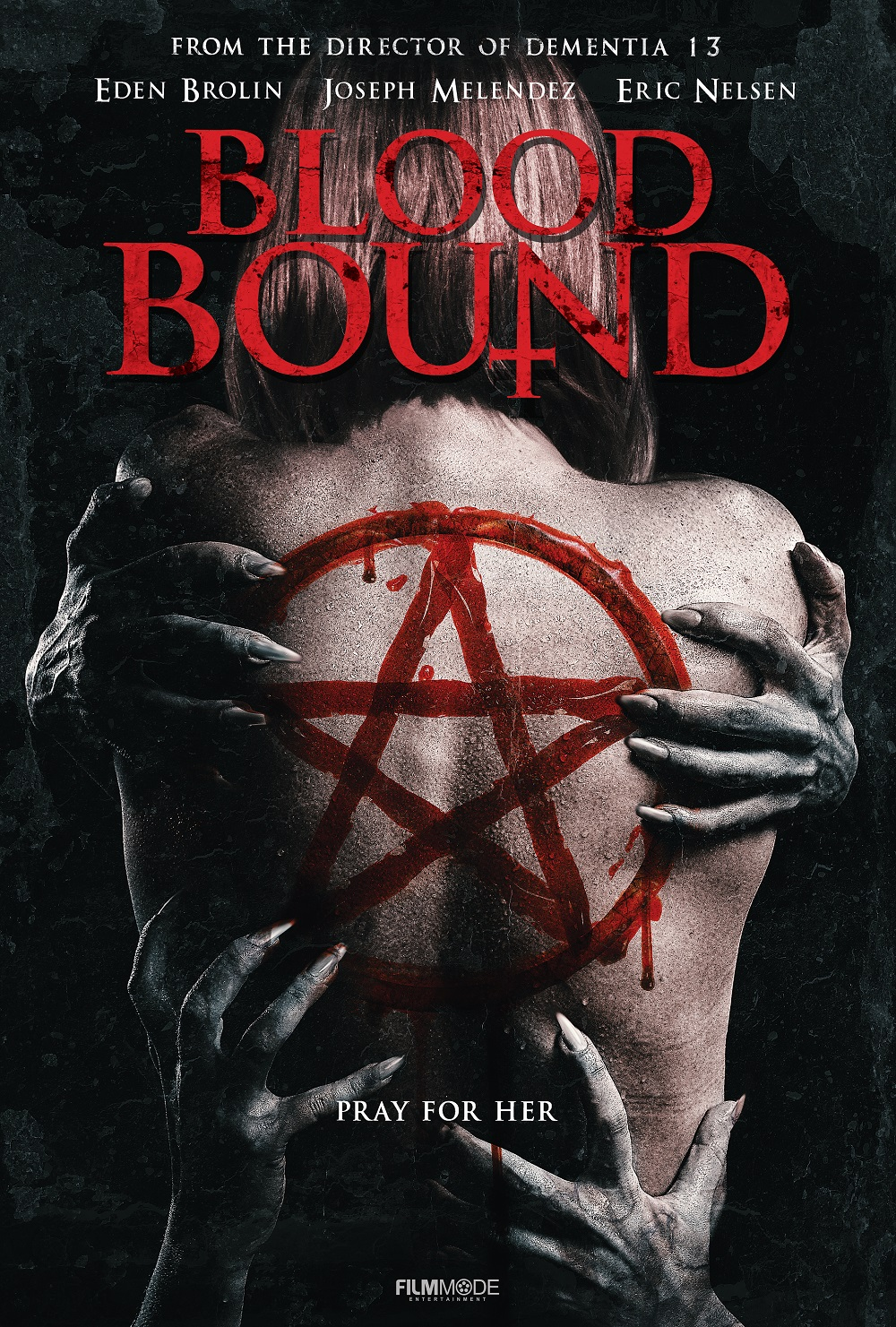 Blood Bound Poster