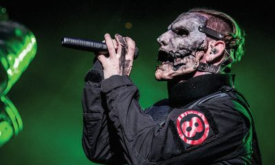 Slipknot Lead Vocalist Corey Taylor Creating New Mask With Gore Master Tom Savini