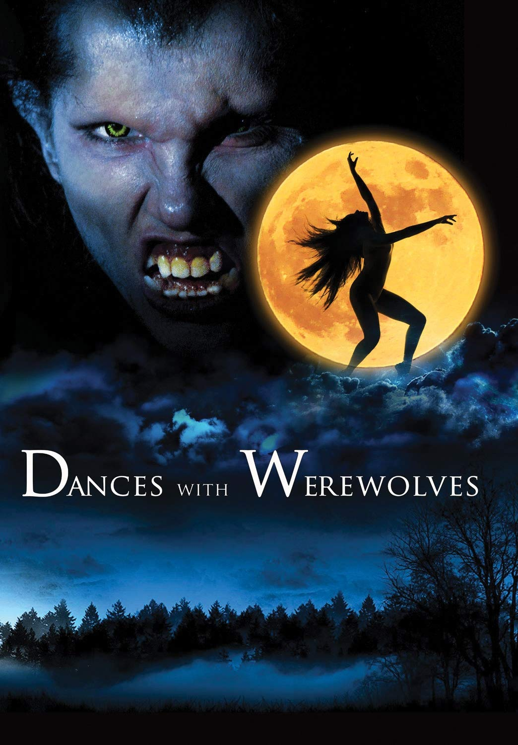 Dances With Werewolves US DVD