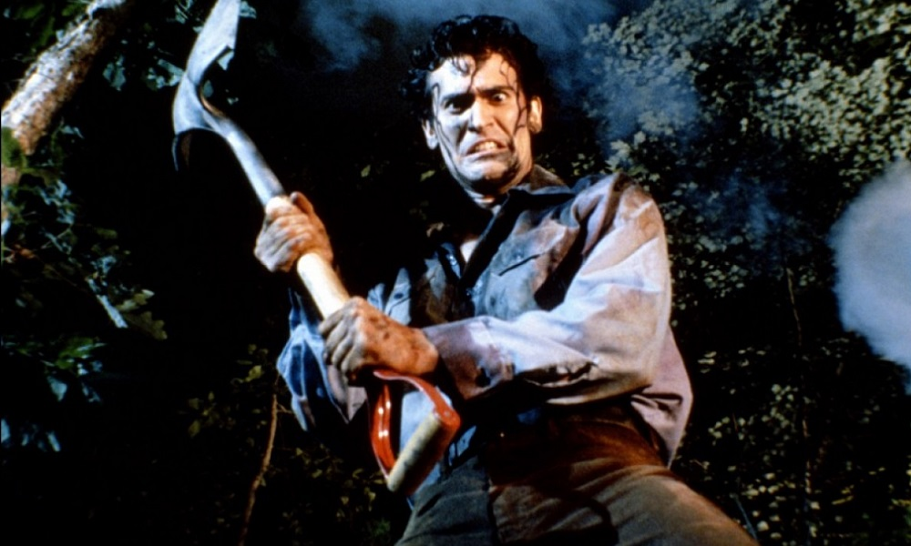 Sam Raimi's Twisted Splatstick Sequel 'Evil Dead 2' is Getting a 4K Ultra HD (UK) Blu-Ray