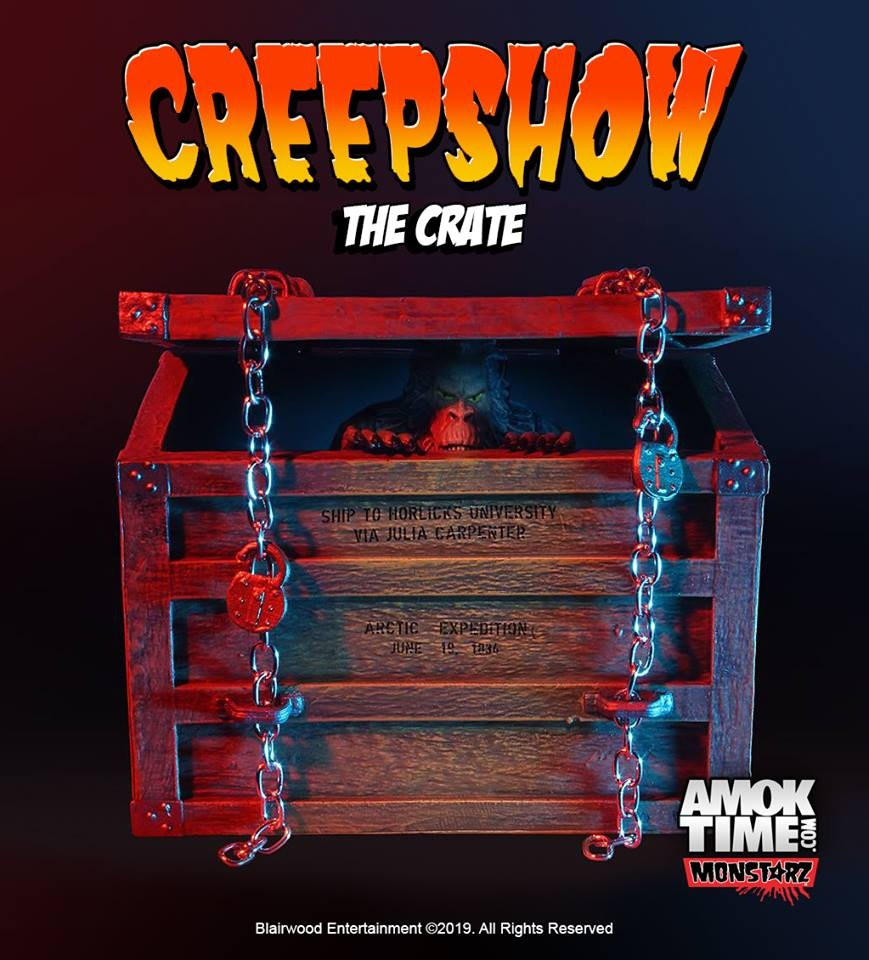 Fluffy Creepshow Action Figure 1