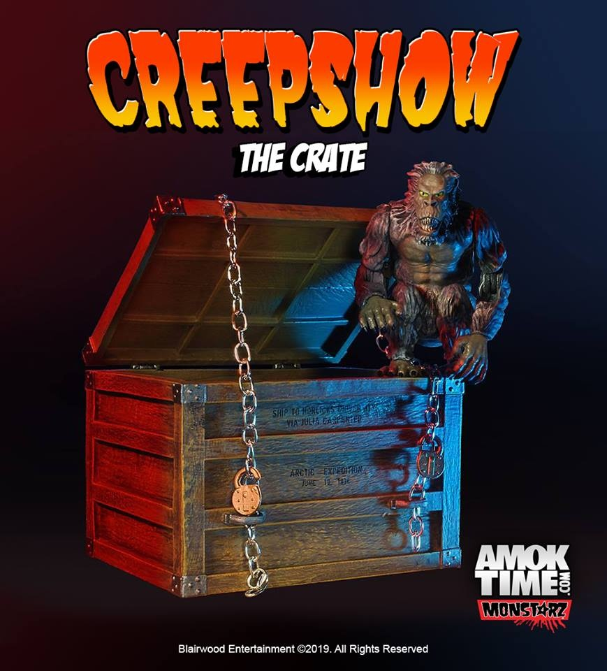 Fluffy Creepshow Action Figure 3