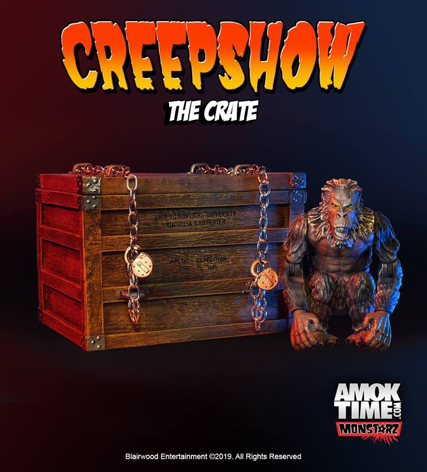 Fluffy Creepshow Action Figure 2