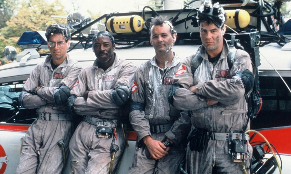 New 'Ghostbusters' Sequel to Debut in July of 2020 from Sony
