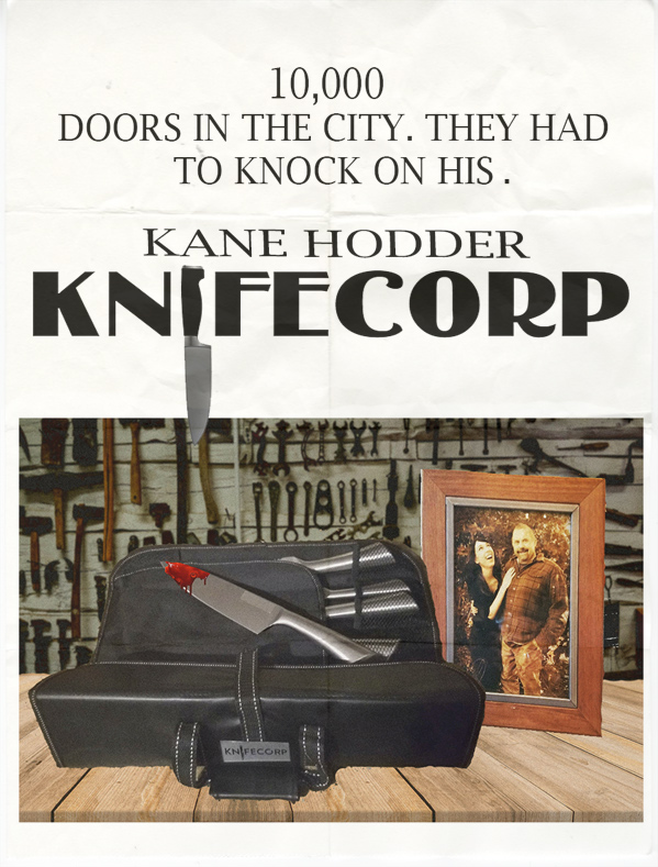 Knifecorp Poster