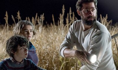 John Krasinski is Writing and Considering Directing a Very Different 'Quiet Place' Sequel