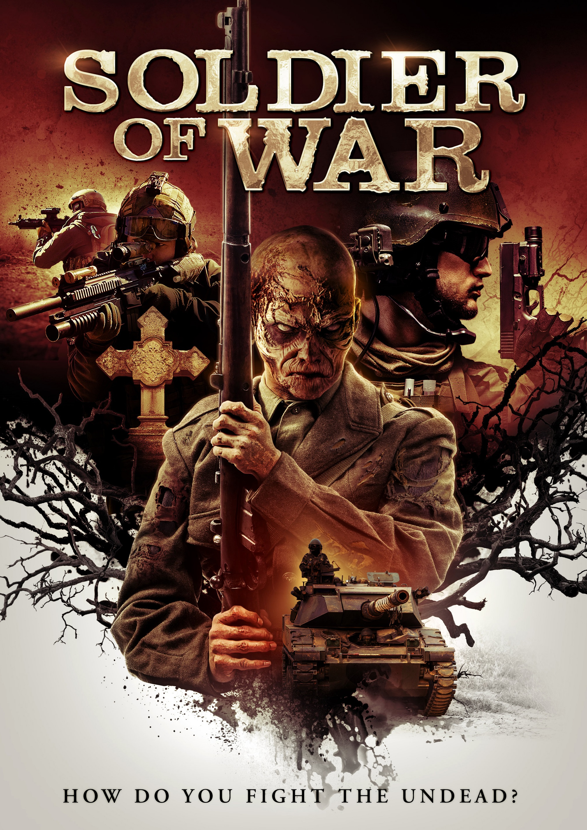 Soldier of War Poster