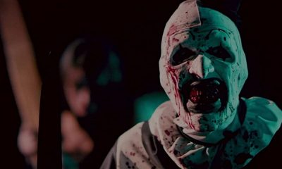 """Damien Leone Completes Screenplay for 'Terrifier 2' and Promises """"INSANE"""" Sequel!"""