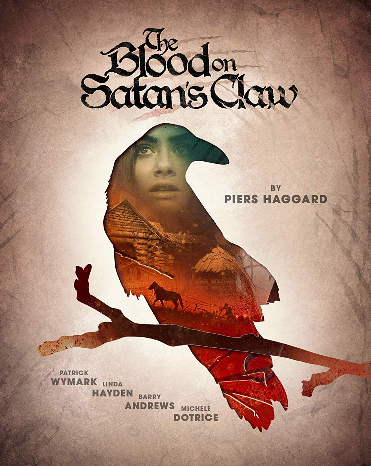 Blood on Satan's Claw Limited Edition Cover 1