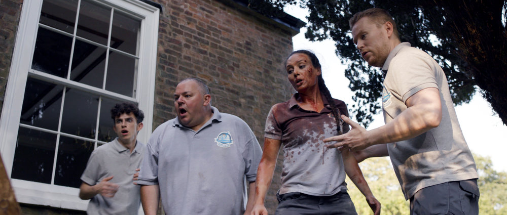 Cannibals and Carpet Fitters Still 1