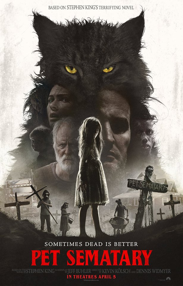 New Pet Sematary Poster